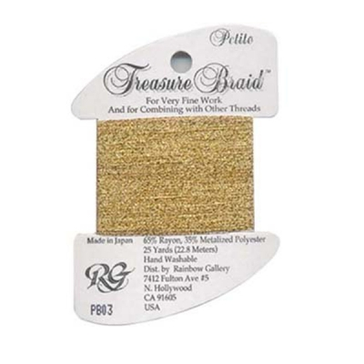 TREASURE BRAID PETITE PB03