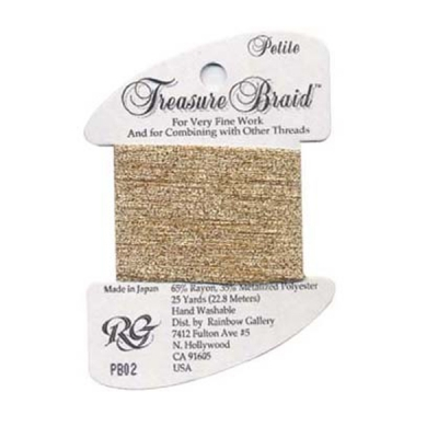 TREASURE BRAID PETITE PB02(1)