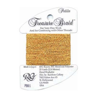 TREASURE BRAID PETITE PB01