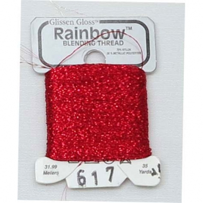 RAINBOW(GLISSEN GLOSS) RED-617