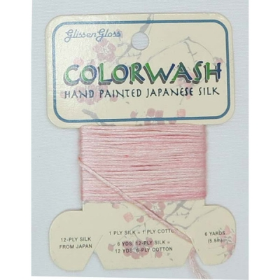 COLORWASH(GLISSEN GLOSS) FRESH PINK-556