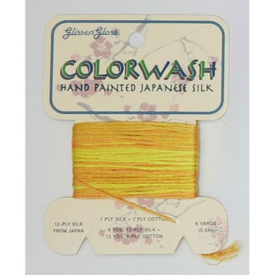 COLORWASH(GLISSEN GLOSS) BUTTERCUP-536