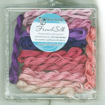Kreinik French Silk Berry Collection