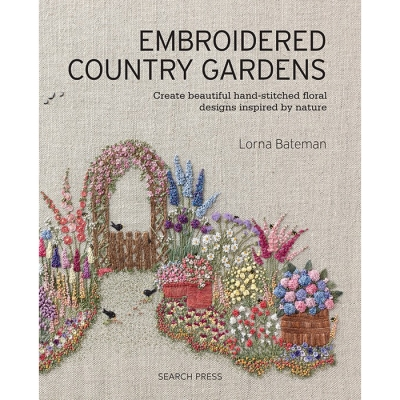 [Book-SP]자수 컨트리가든/Embroidered Country Gardens