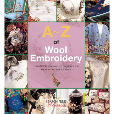 [Book-SP]울자수-A-Z of Wool Embroidery