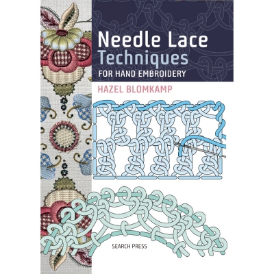 [Book-SP]바늘레이스기법 / Needle Lace Techniques for Hand Embroidery