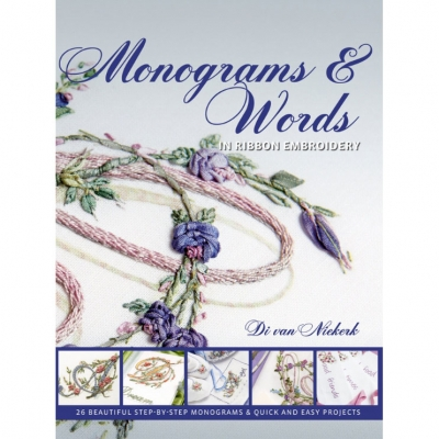[Book-SP]모노그램 자수/ Monograms and Words