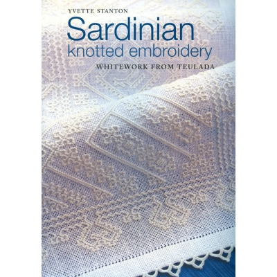 [Book-SP]사르디니아 메디치 자수 / Sardinian Knotted Embroidery