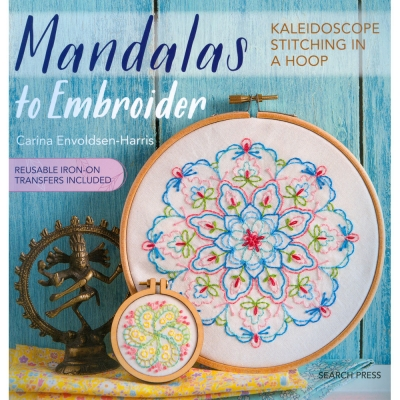 [Book-SP]만다라에서 자수 / Mandalas to Embroider