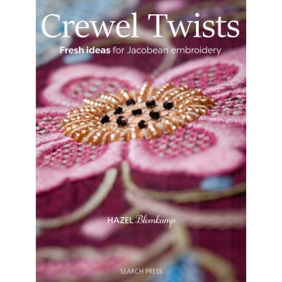 [Book-SP]Crewel Twists