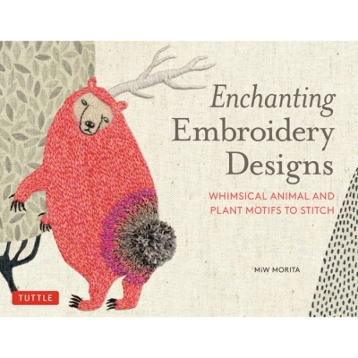 [Book-SP]매혹적인 자수 디자인/Enchanting Embroidery Designs